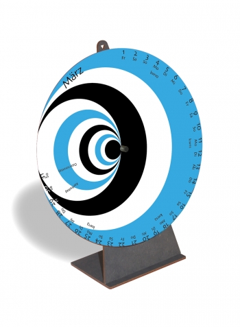 Kalender Optische Effekte 2021, März