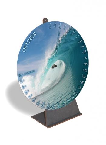 Kalender Wasser 2022, Oktober