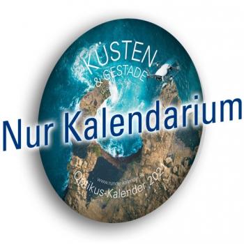 """Kalenderblätter """"Küsten & Gestade"""", 2021"""