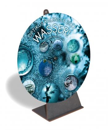 Kalender Wasser 2022, Titel