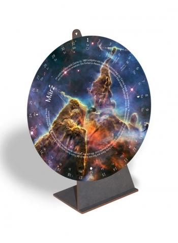 Kalender Weltraum 2021, Mai