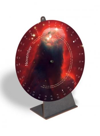Kalender Weltraum 2021, November