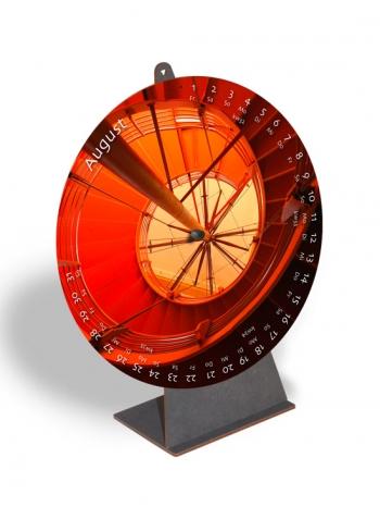 Kalender Wendeltreppen 2021, August