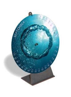 Kalender Wasser 2022, September