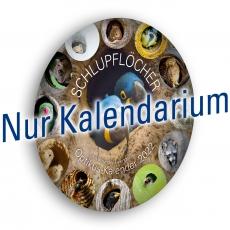 """Kalenderblätter """"Schlupflöcher"""", 2022"""