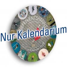"""Kalenderblätter """"Tiefen-Entspannt"""", 2022"""