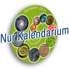 "Kalenderblätter ""Spiralen"", 2021"