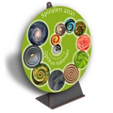 Kalender Spiralen 2021, Titel