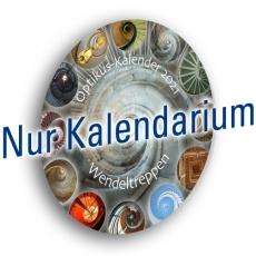 "Kalenderblätter ""Wendeltreppen"", 2021"